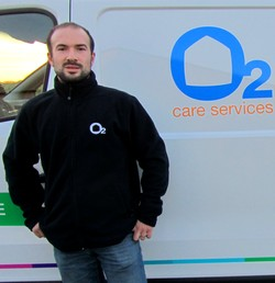 Teddy Piau O2 franchise
